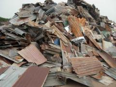 Lot of Scrap to middle East Asia