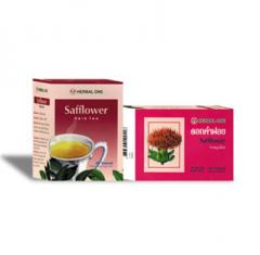 Tea Safflower - Safflower Herb Tea