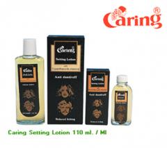 Caring Setting Lotion 110 ml