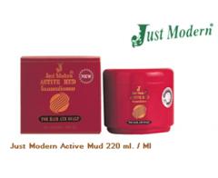 Just Modern Active Mud 220 ml