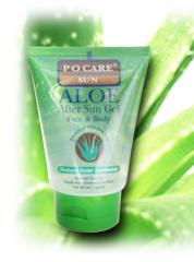 Aloe After Sun Gel Face & Body (95 Ml.)