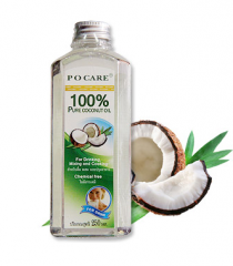 100% Pure Coconut Oil For Drink (250ml.)