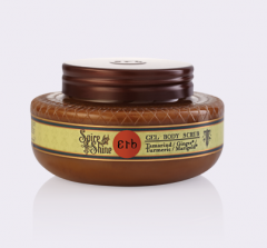 Spice & Shine Gel Body Scrub
