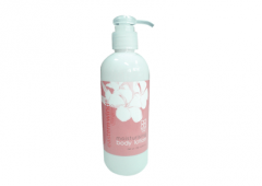Frangipani lotion - the skin