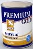 Premium Gold Acrylic Exterior Paint