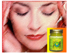 The Herbal yellow balm