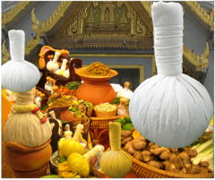 Thai Herbal Compres