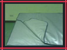 Plastic Sheet for Body Wrap