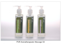 PUR Aromatherapeutic Massage Oil