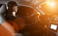 Car sun film V-Koo