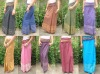Cotton Thai Skirt Sarong Hippie Boho Bohemien