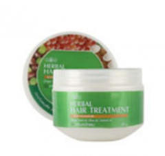 Herbal hair cream. Formulated for dry and damaged hair
