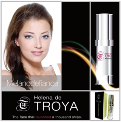 Troya Melanodefiance - White pearl serums