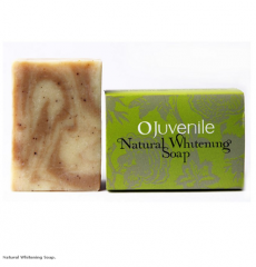 Natural Whitening Soap.