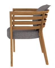 Bone dining chair