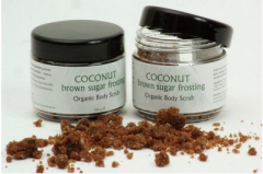 Coconut Frosting Body Scrub.
