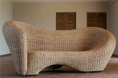 Oxbow - the sinuous sofa