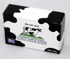 Yoko Milk Soap