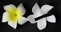 Tahitian Tiare Hair Clip