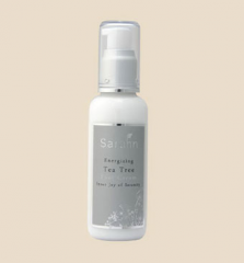 Energizing Tea Tree Foot Cream.