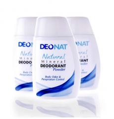 DEONT Mineral Deodorant Powder