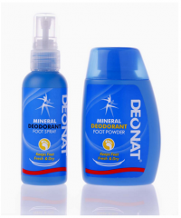 DEONAT Mineral Foot Care