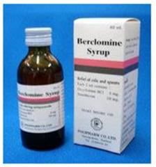 Berclomin Syrup