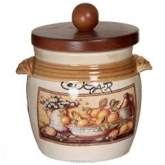 Ma-Yom shape jar, Thai culture pattern