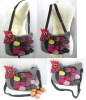Thai Handmade Patchwork Hen bag Chicken Bag Sling