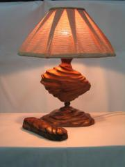 TL-09 Handicraft Asian Oriental Table Lamp /