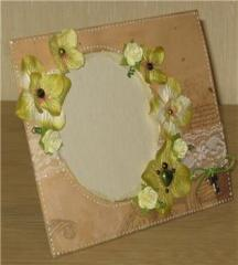 SPF-01 Silk Photo Frame