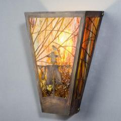 TL22A Beautiful Wall Lamp/Flowers