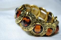 Womans bangle Flower