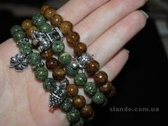 Aqua Stone Bracelet