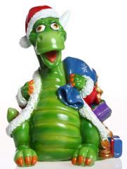 New Year decorative figurine
