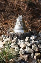 Bronze bell  Home Decor