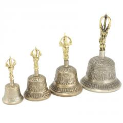 Small bronze bell from Thailand