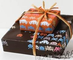 Wrapping paper Fantacy soap