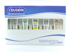 Maintaining Your Skin - Set B
