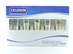 Maintaining Your Skin - Set A