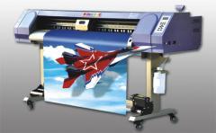 Eco-Solvent Printer (KJ-2000)