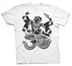 Ramayana Thai art t-shirt