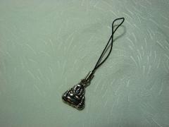 Thai Amulet Black Handmade Amulet's Necklace