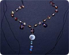 Thai Stainless Amulet's Necklace Code 010