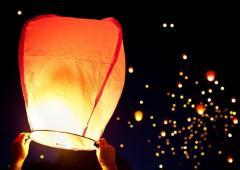 Sky Lanterns Paper Lantern