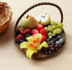 Miniature Food pack: Fruit: Gara Apple Toys
