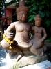 Umamaheshvara, Sandstone Carving