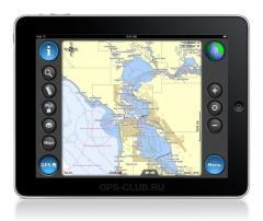 PDA GPS Applications