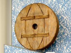 Wood Wheel Thai