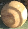 Wooden Ball Decoration